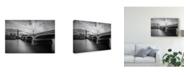 "Trademark Global Nader El Assy 'Westminster Serenity' Canvas Art - 32"" x 2"" x 22"""