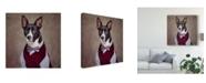 "Trademark Global Tammy Swarek 'Shelter Pets Project Petey' Canvas Art - 24"" x 2"" x 24"""