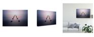 "Trademark Global Srecko Jubic 'Alone In The Silence' Canvas Art - 19"" x 2"" x 12"""