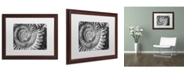 "Trademark Global Moises Levy 'Amonita 1' Matted Framed Art - 20"" x 16"" x 0.5"""