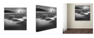 "Trademark Global Moises Levy 'Path' Canvas Art - 18"" x 18"" x 2"""