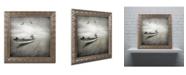 """Trademark Global Moises Levy 'Cello Sophia' Ornate Framed Art - 16"""" x 16"""" x 0.5"""""""