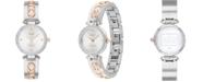 COACH Women's Park Two-Tone Stainless Steel Bangle Bracelet Watch 26mm