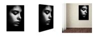 "Trademark Global Mirjana Kovachevic 'Search' Canvas Art - 32"" x 22"" x 2"""