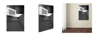 "Trademark Innovations Olavo Azevedo 'Empty Seats' Canvas Art - 19"" x 12"" x 2"""