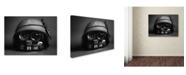 "Trademark Global Robert Work 'Stay Frosty' Canvas Art - 24"" x 18"" x 2"""