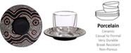 Villeroy & Boch Manufacture Rock Desert Art Espresso Cup Saucer