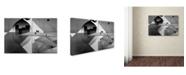 "Trademark Global Natalia Baras 'Futuro' Canvas Art - 24"" x 16"" x 2"""