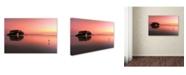 "Trademark Global Rob Li 'Sunset At The Natural Bridge' Canvas Art - 47"" x 30"" x 2"""