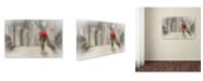 """Trademark Global Natalie Gabriel 'Walker' Canvas Art - 32"""" x 22"""" x 2"""""""