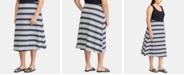 Lauren Ralph Lauren Plus Size Striped Skirt