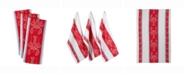 Design Imports Lobster Jacquard Dishtowel Set of 3