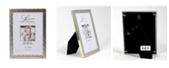 "Lawrence Frames Silver Shimmer Metal Picture Frame - 5"" x 7"""