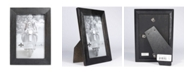 """Lawrence Frames Charlotte Weathered Black Wood Picture Frame - 4"""" x 6"""""""