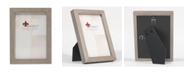 """Lawrence Frames Gray Wood Picture Frame - Gallery Collection - 3.5"""" x 5"""""""