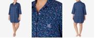 Lauren Ralph Lauren Plus Size Cotton Knit Sleepshirt
