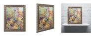 "Trademark Global Sylvie Demers 'Cellulaires' Ornate Framed Art - 20"" x 16"" x 0.5"""