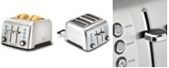 Toastmaster 4-Slice Wide Slot Stainless Steel Toaster