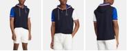 Polo Ralph Lauren Men's Big & Tall Mesh Short-Sleeve Hooded Shirt