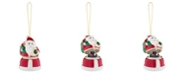 Mr. Christmas 4 Inch Santa Porcelain Music Box