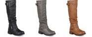 Journee Collection Women's Extra Wide Calf Stormy Boot