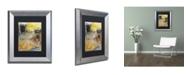 "Trademark Global Joarez 'Minh'alma' Matted Framed Art - 11"" x 14"""
