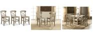 Furniture  Counter Stool, 3-Pc. Set (3 Counter Stools)