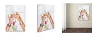 "Trademark Global The Macneil Studio 'Cheers' Canvas Art - 14"" x 19"""