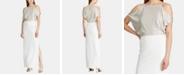 Lauren Ralph Lauren Shimmer Crepe Gown