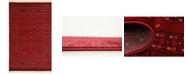 Bridgeport Home Vivaan Viv1 Red 5' x 8' Area Rug