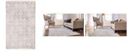 Bridgeport Home Norston Nor5 Gray 5' x 8' Area Rug
