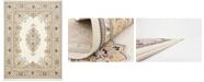 "Bridgeport Home Zara Zar1 Ivory 13' x 19' 8"" Area Rug"