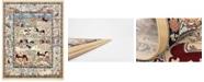 Bayshore Home Bridgeport Home Zara Zar3 Tan 8' x 10' Area Rug