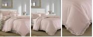 Laura Ashley Annabella Pastel Pink Duvet Set, Twin