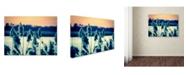 "Trademark Global PIPA Fine Art 'Sunset on the Marsh 2' Canvas Art - 18"" x 24"""