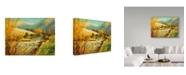 "Trademark Global Steve Henderson 'After Harvest' Canvas Art - 18"" x 24"""
