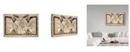 "Trademark Global Vintage Lavoie 'Noua Orbis Terrarum 1630' Canvas Art - 16"" x 24"""