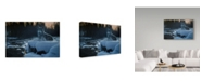 "Trademark Global Ron Parker 'Evening Solitude' Canvas Art - 16"" x 24"""
