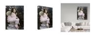 "Trademark Global Sharon Forbes 'Gossamer Wings' Canvas Art - 18"" x 24"""