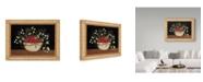 "Trademark Global Robin Betterley 'Bowl Of Apples' Canvas Art - 19"" x 14"""