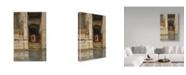 "Trademark Global John Singer Sargent 'Venetian Passageway' Canvas Art - 24"" x 16"""