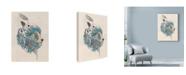 "Trademark Global Mat Miller 'Unbound Autonomy' Canvas Art - 14"" x 19"""