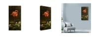 "Trademark Global Michael Jackson 'Pirhouette' Canvas Art - 12"" x 24"""