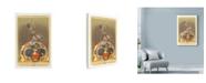 "Trademark Global Philippe Debongnie 'Family Album Marin' Canvas Art - 16"" x 24"""