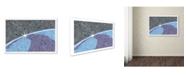 "Trademark Global Viz Art Ink 'A New Day' Canvas Art - 30"" x 47"""
