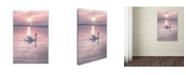"Trademark Global The Macneil Studio 'Farewell' Canvas Art - 30"" x 47"""