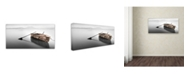 "Trademark Global Moises Levy 'Ready 2 Pano' Canvas Art - 24"" x 47"""