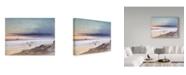 "Trademark Global James Hamilton 'Beach Scene 1865' Canvas Art - 24"" x 32"""