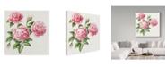 "Trademark Global Janneke Brinkman-Salentijn 'Roses' Canvas Art - 24"" x 24"""