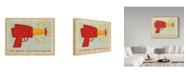 "Trademark Global John W. Golden 'Rayvon Star' Canvas Art - 24"" x 32"""